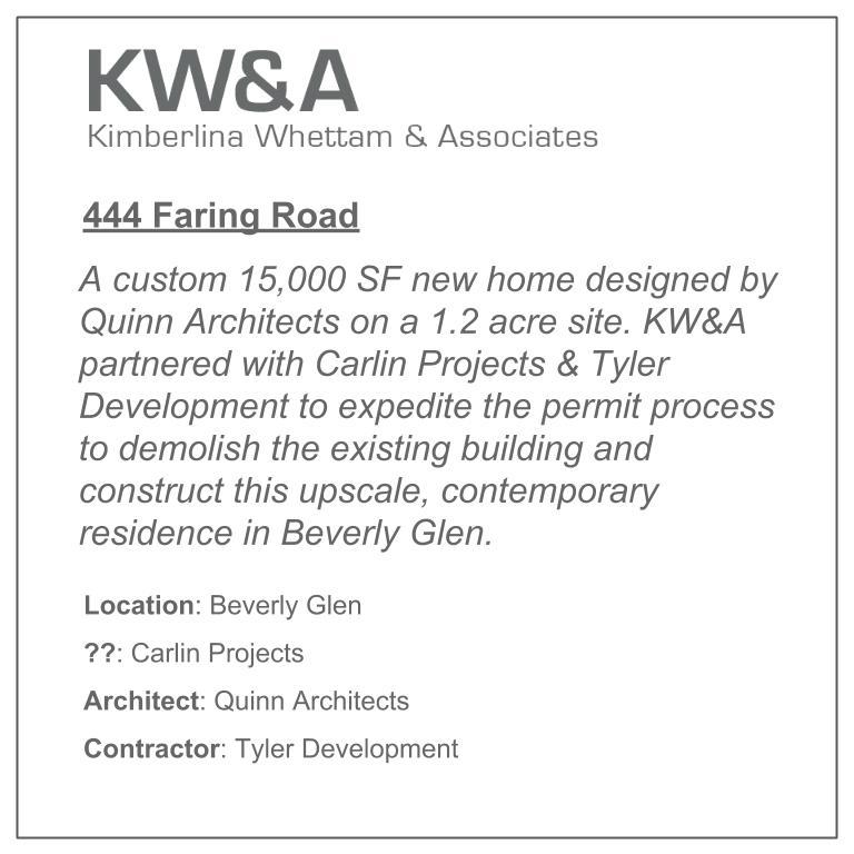 kwa-444 Faring Road