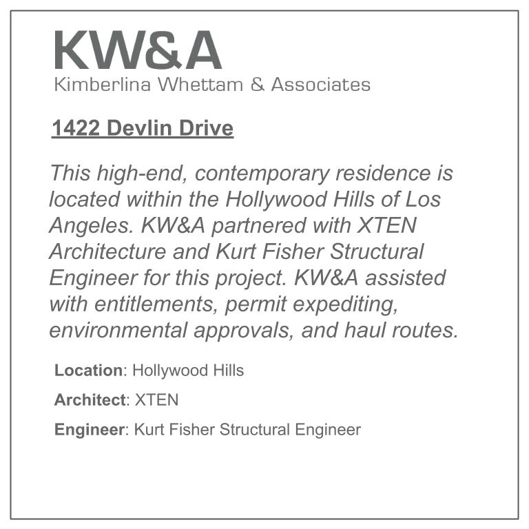 Kimberlina Whettam Associates Development Consulting Permit