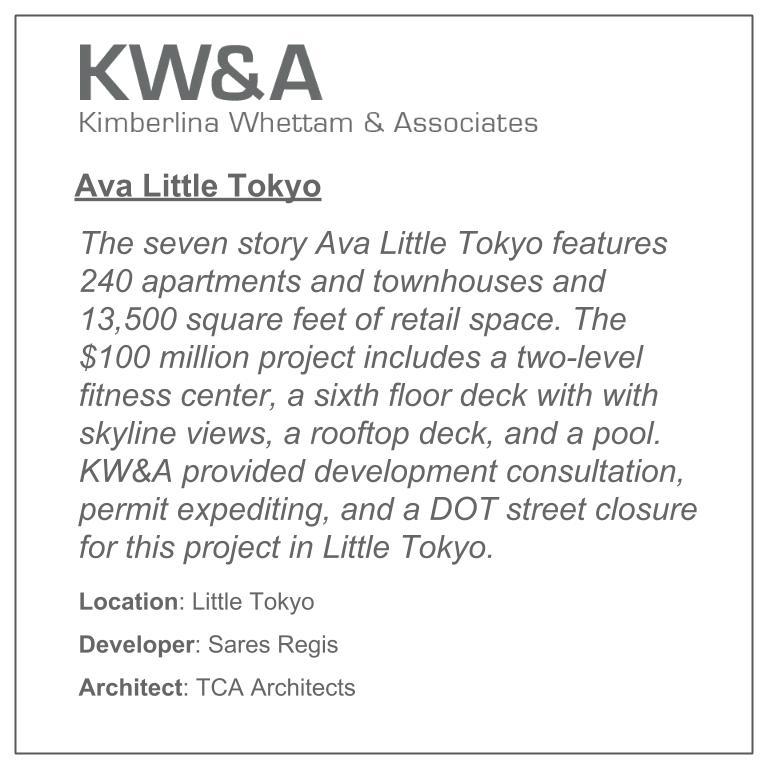 kwa-Ava Little Tokyo