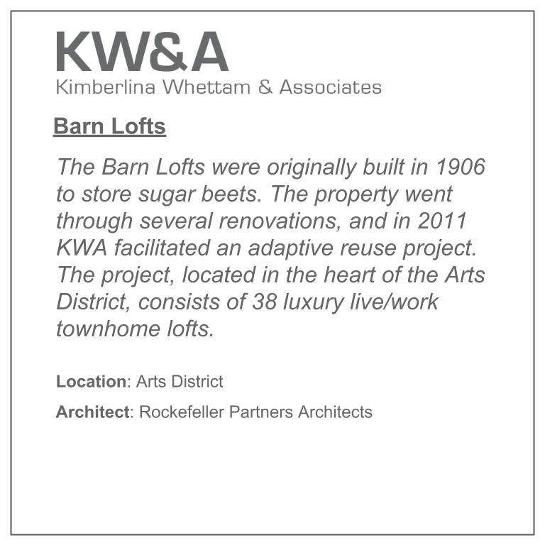 kwa-Barn Lofts