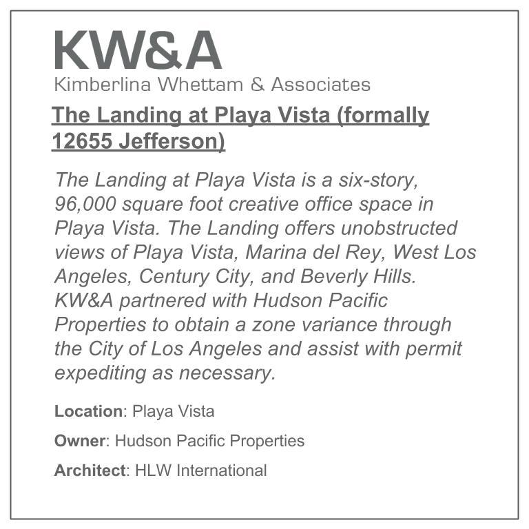 kwa-Playa Vista